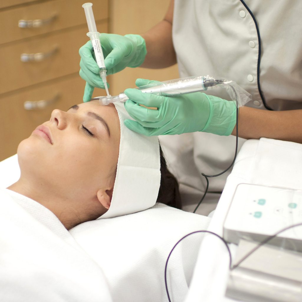 Iconic Medispa Collagen Induction Therapy